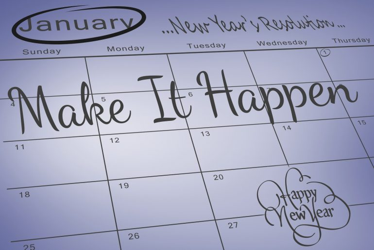 New Year's Resolutions All Heart Homecare Agency