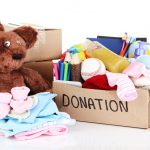 Donation drive in All Heart Homecare Agency